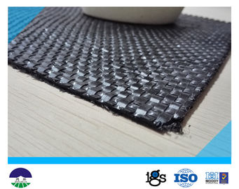 ISO9001 PP Woven Geotextile Fabric , Geotextile Driveway Fabric With 874gsm Unit Mass