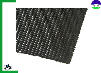 Cina Slope Protection Polypropylene PP Woven Geotextile Cushion Buffer pemasok