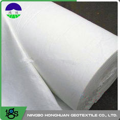 Cina PET Geotextile Fabric Filter / Needle Punched Non Woven Geotextile pemasok