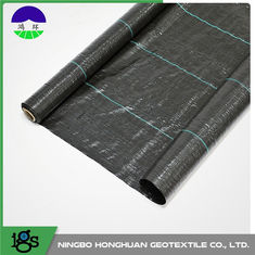 Separation PP Split Film Geotextile Driveway Fabric 235gsm Anticorrosion